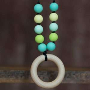 ring nursing necklace
