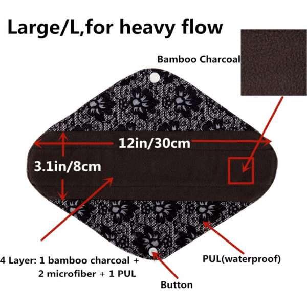 large pad