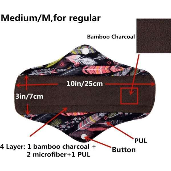 medium pad