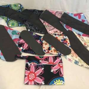 cloth pad lot