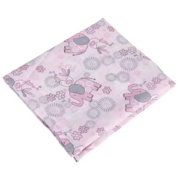 swaddle blanket elephant